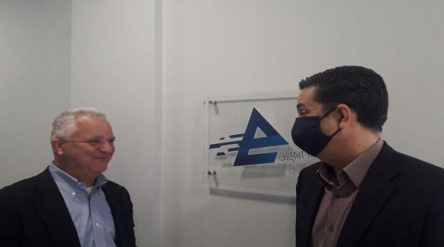 Μεγάλη συνέντευξη του Γ. Παπαναστασίου στον Antenna Star με πολλές ειδήσεις (Ηχητικό)