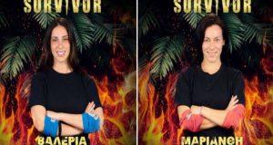 «Survivor»: Βαλέρια Χοψονίδου και Μαριάνθη Κάσδαγλη μπήκαν στο ριάλιτι