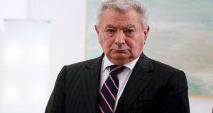 Τραγική κατάληξη είχε η εξαφάνιση του πρώην υπουργού Σήφη Βαλυράκη…
