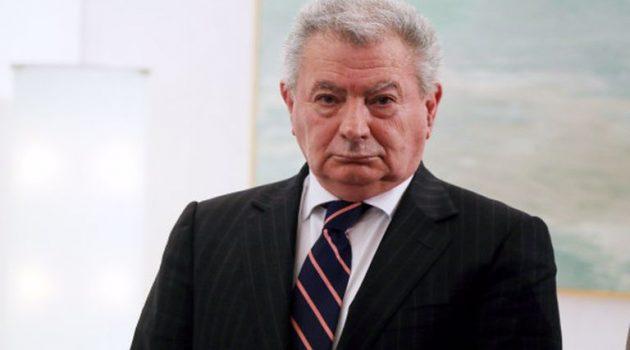 Τραγική κατάληξη είχε η εξαφάνιση του πρώην Υπουργού Σήφη Βαλυράκη (Video)