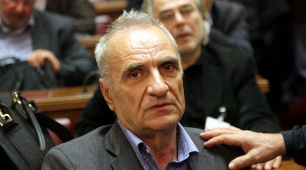 Γ. Βαρεμένος: «Αθώο το Καζίνο, ένοχο το καφενείο στην Αιτωλοακαρνανία;»