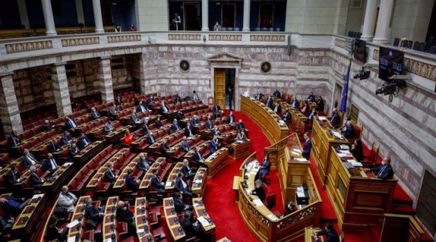 Βουλή: Ψηφίζεται το νομοσχέδιο για τις αλλαγές στα Α.Ε.Ι.