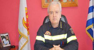 Κρίσεις στην Π.Υ.: Ο Χρ. Καλογερόπουλος Διοικητής Αιτωλοακαρνανίας
