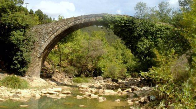Βάλτος: Η γέφυρα της Βέργας, στον ποταμό Ίναχο, πριν από 30 χρόνια (Photos)