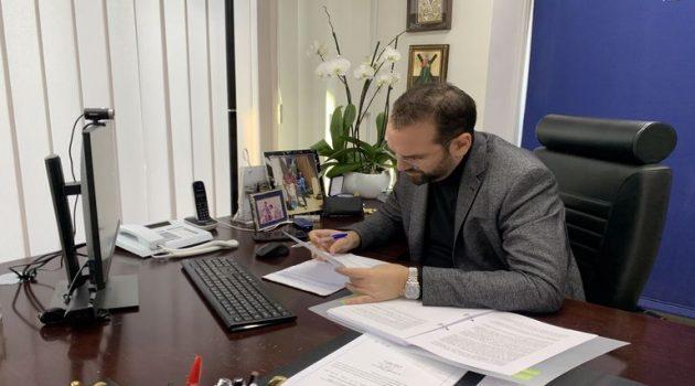 Ν. Φαρμάκης: Διεκδικούμε ισχυρή βελτίωση των όρων του «Εξοικονομώ»