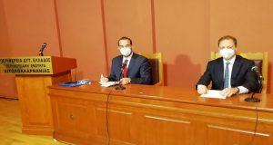 Φαρμάκης: «Η επόμενη ημέρα για την Περιφέρεια Δ. Ελλάδας ξεκίνησε»