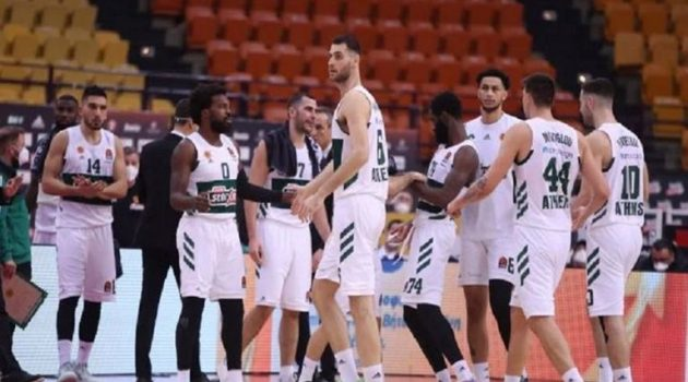 Euroleague Basketball: Αναβλήθηκαν τα ματς του Παναθηναϊκού με Ζενίτ και ΤΣΣΚΑ