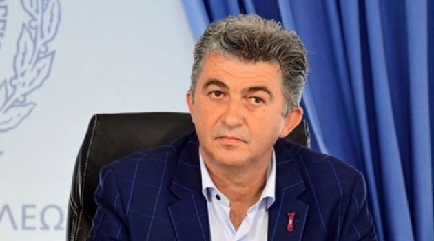 Μεσολόγγι – Κ. Δαουτίδης: «Ο ρόλος μου είναι να ενώνω και όχι να διχάζω»