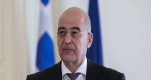 Δένδιας: «Η Ελλάδα έχει την ατυχία να γειτονιάζει με ένα…