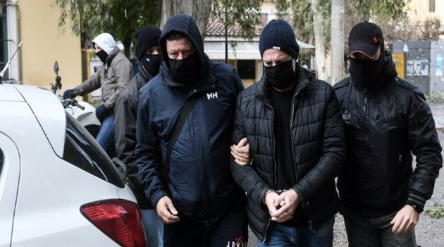 Δημήτρης Λιγνάδης: Από το κελί του στη Γ.Α.Δ.Α. προετοιμάζει την απολογία του