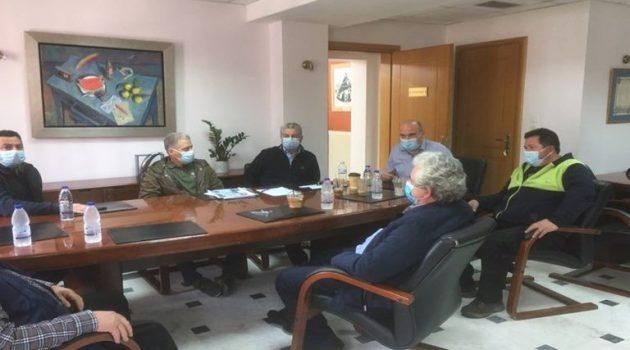Δ. Ναυπακτίας: Νέα ενημέρωση των Προέδρων για τα αντισταθμιστικά οφέλη του αιολικού πάρκου (Photo)