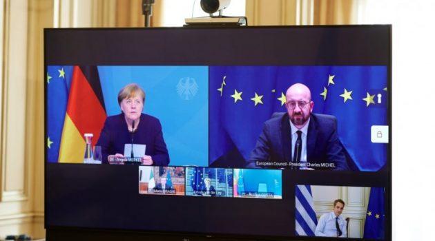 Οι ηγέτες της Ε.Ε. συζητούν για κοινό Ευρωπαϊκό πιστοποιητικό εμβολιασμού