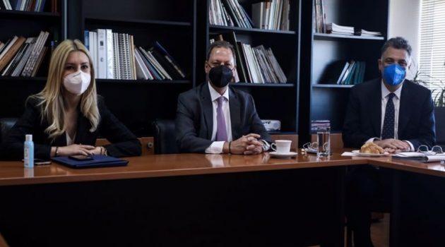 Σπ. Λιβανός: «Προτεραιότητα η ασφάλεια των τροφίμων, η δημόσια υγεία και η προστασία των καταναλωτών»