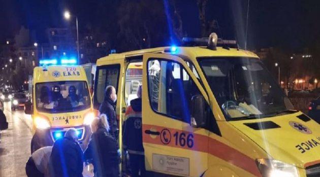 Πρέβεζα: Τροχαίο δυστύχημα με 2 νεκρούς και 4 τραυματίες