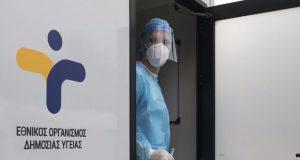 Ε.Ο.Δ.Υ.: 114 νέα κρούσματα στην Π.Ε. Αιτωλοακαρνανίας