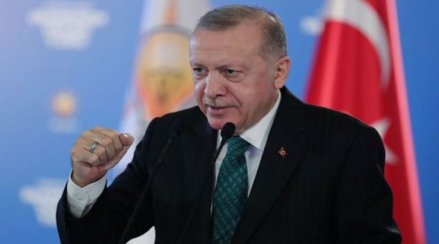 Ρετζέπ Ταγίπ Ερντογάν: «Εμείς δεν θα γίνουμε η αποθήκη μεταναστών»