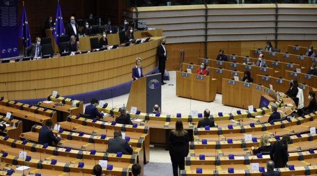 Eυρωβαρόμετρο: Σημαντικότερο ρόλο για το Ευρωπαϊκό Κοινοβούλιο ζητά το 79% των Ελλήνων
