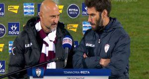 SL1 – Τζανλούκα Φέστα: «Η σεζόν ξεκινά από σήμερα»