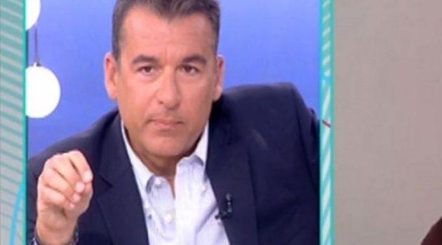 Γιώργος Λιάγκας: «Υπέστην σεξουαλική επίθεση από Βουλευτή» (Video)