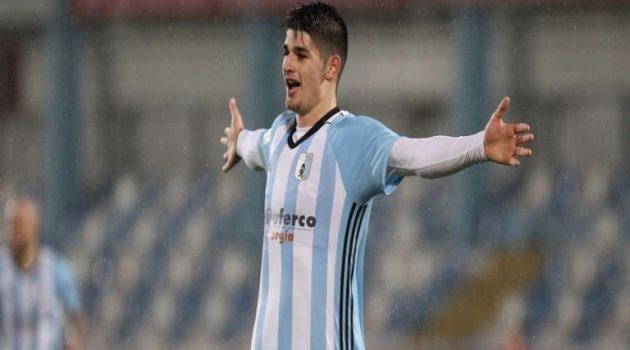 Ο Αγρινιώτης Ηλίας Κουτσουπιάς συνεχίζει την εξαιρετική του πορεία στη Serie B (Video)