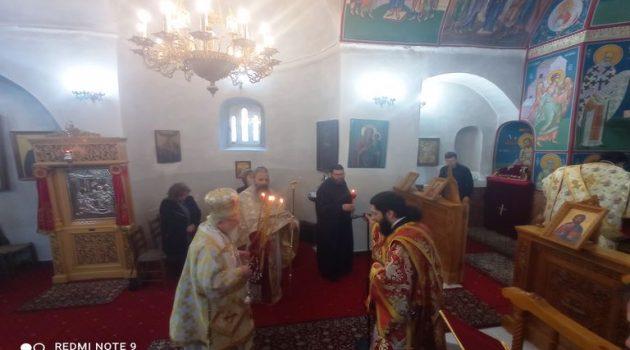 Η Εορτή της Ιεράς Μονής Αγίου Συμεών Μεσολογγίου (Photos)