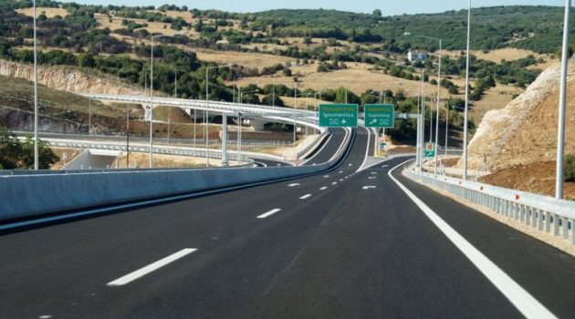 Κυκλοφοριακές ρυθμίσεις στην «Ιόνια Οδό» για γεωτεχνική παρακολούθηση και επιθεώρηση πρανών