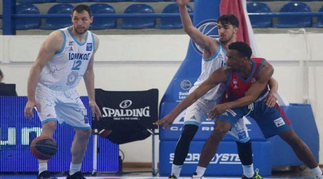 Basket League: Ο Χαρίλαος Τρικούπης έχασε το πλεονέκτημα σε πιθανή ισοβαθμία