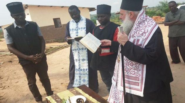 Ο  Μητροπολίτης Κανάγκας ευχαριστεί τον Ιεραποστολικό Σύλλογο Αγρινίου (Photos)
