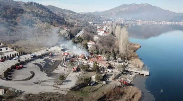 Καστοριά: Τι δείχνουν τα στοιχεία για την έκρηξη που ισοπέδωσε το ξενοδοχείο
