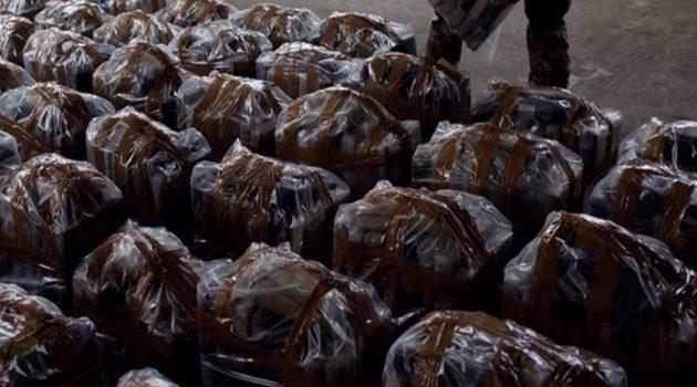 Γερμανία και Βέλγιο κατέσχεσαν 23 τόνους κοκαΐνης που προορίζονταν για την Ολλανδία