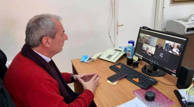 Συμμετοχή Κωνσταντάρα στην συνεδρίαση της Επιτροπής Αστικής Ευθύνης Αιρετών των Ο.Τ.Α.