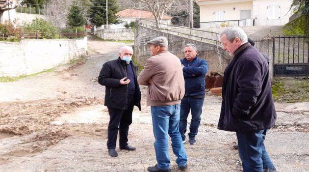 Κώστας Λύρος από τα Ελληνικά Ι.Π. Μεσολογγίου: «Το χωριό χρειάζεται θωράκιση» (Photos)