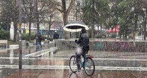 «Μήδεια»: Χιονίζει στη Λάρισα – Πώς θα εξελιχθούν τα φαινόμενα