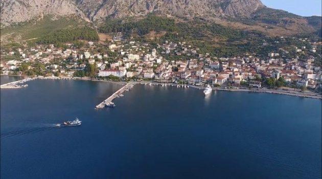 Διαγωνισμός για προμήθεια και τοποθέτηση πλωτής εξέδρας στο Λιμάνι του Αστακού