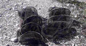 Μεσολόγι: Παράνομα αλιευτικά εργαλεία βρέθηκαν στη Λιμνοθάλασσα