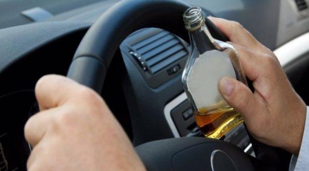 Ναύπακτος: Συνελήφθη μεθυσμένος οδηγός
