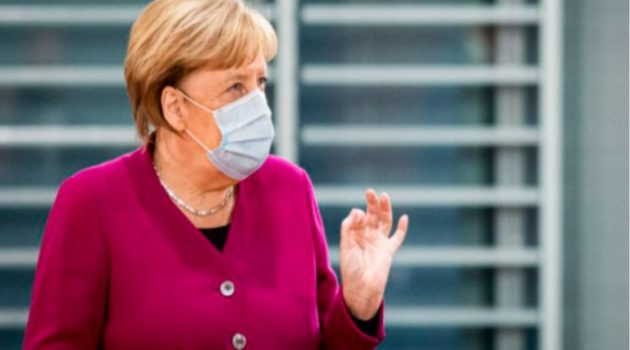 Μέρκελ: Στα Τίρανα η Γερμανίδα καγκελάριος