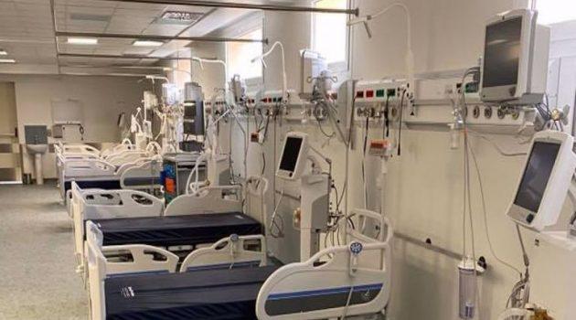 Μονάδα Εντατικής Θεραπείας Αγρινίου: Η στατιστική του θανάτου