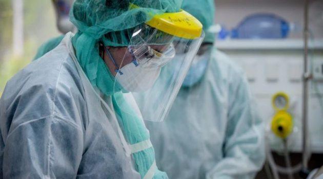 Διπλάσιος ο κίνδυνος νοσηλείας από μετάλλαξη «Δέλτα» μεταξύ ανεμβολίαστων