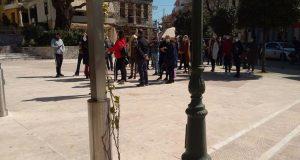 Ναύπακτος: Πάνω από 200 rapid tests στην Κεντρική Πλατεία –…