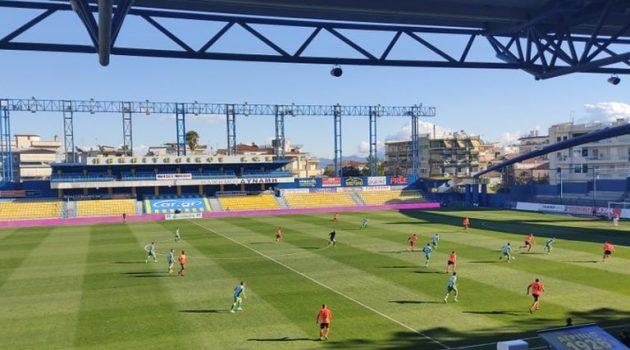 Κύπελλο: Πρώτη ήττα του Παναθηναϊκού για το 2021 στο Αγρίνιο – Νίκησε με 2-1 ο Π.Α.Σ.