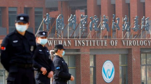 Π.Ο.Υ.: «Σενάριο ταινίας» η θεωρία περί διαρροής του ιού από κινέζικο εργαστήριο