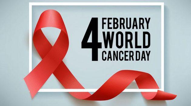 4 Φεβρουαρίου: Παγκόσμια Ημέρα Κατά του Καρκίνου (Photos – Video)