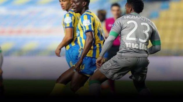 SL1 – Τέλος παιχνιδιού: Παναιτωλικός (1-0) Παναθηναϊκός