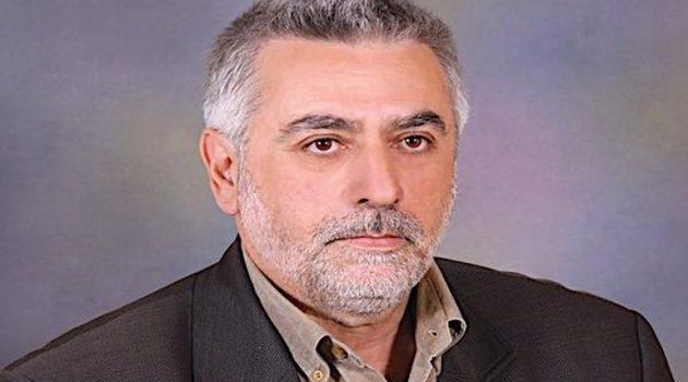 Ο Πάνος Παπαδόπουλος για την 5η παράταση ολοκλήρωσης του Χ.Υ.Τ.Α. Ι.Π. Μεσολογγίου