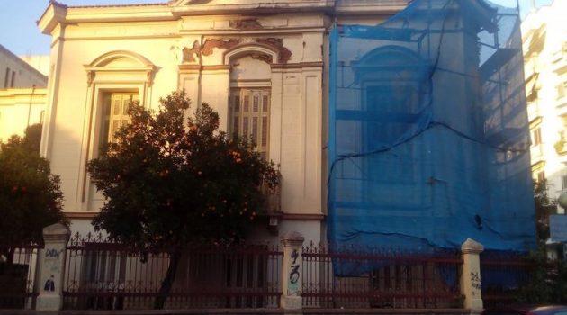 Γ. Καραμητσόπουλος: «Καπναποθήκες Παπαστράτου – Nα ζωντανέψει ξανά η ιστορία της πόλης μας»