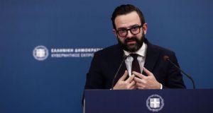 Παραιτήθηκε o Κυβερνητικός εκπρόσωπος Χρήστος Ταραντίλης