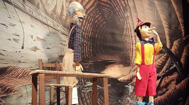 «Πινόκιο»: Μια παράσταση μαριονέταςγια όλη την οικογένεια