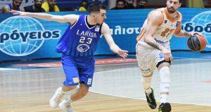 Basket League: Τρίτη σερί νίκη για τον Προμηθέα Πατρών (Video)