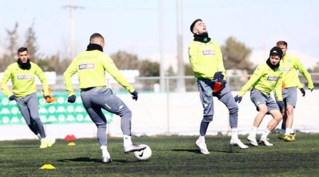 SL1 – Παναθηναϊκός: Με 21 ποδοσφαιριστές ο Λάζλο Μπόλονι στο Αγρίνιο